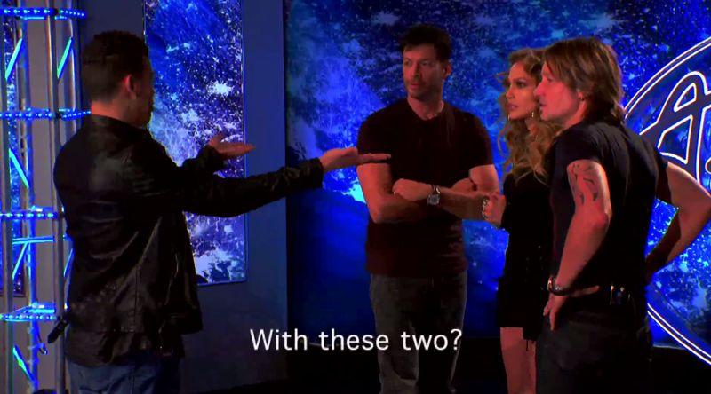 American Idol Telenovela with Samuel Prince – 03