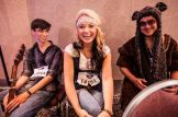 American Idol 2015 Hopefuls prepare to audition - 04