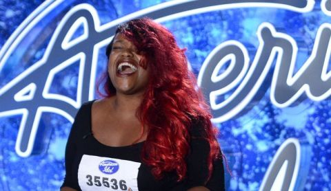 Jelly Joseph auditions on American Idol 2015