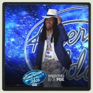 Qaasim Middleton auditions on Idol