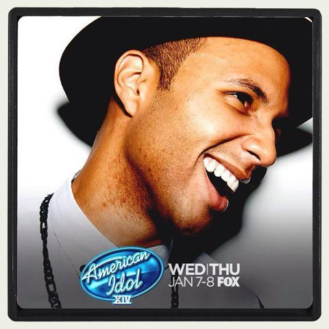 Rayvon Owen on American Idol 2015