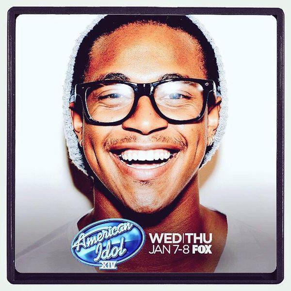 Savion Wright on American Idol Season 14