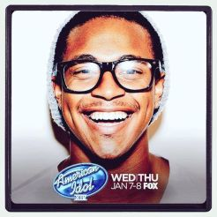 Savion Wright on American Idol Season 14