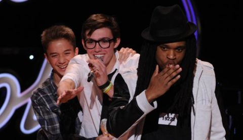 American Idol 2015 Top 48 Guys from Hollywood Week