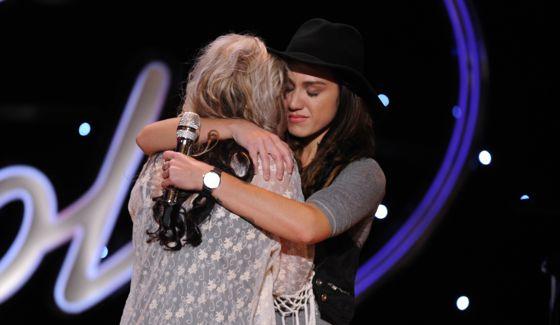 American Idol results last night in Hollywood