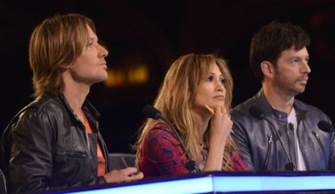 American Idol Judges on Season 14