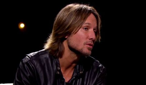 Keith Urban on American Idol 2015