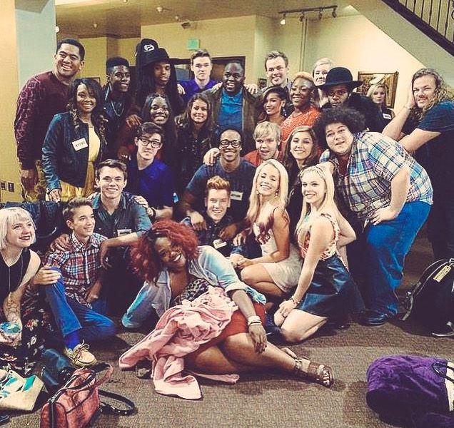 Top 48 contestants on American Idol 2015
