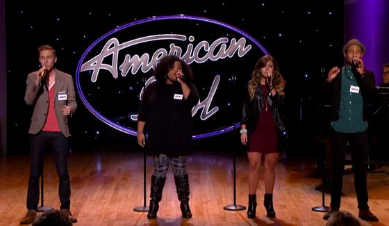 American Idol Hollywood Group BLVD