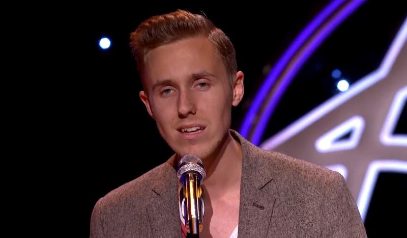 Cody Fry on American Idol 2015