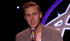 Cody Fry on American Idol 2015