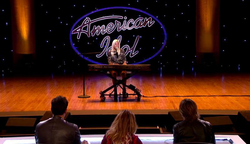 Jax Cole on Hollywood Week Season 14 – 02