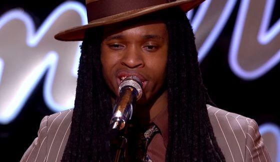 Qaasim Middleton on American Idol's Hollywood Week
