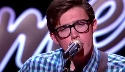 Trevor Douglas on American Idol 2015