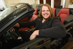 Caleb Johnson & his new Ford Mustang GT - 02