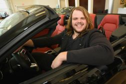 Caleb Johnson & his new Ford Mustang GT - 02