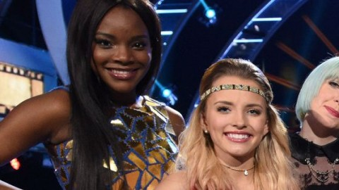 Adanna Duru & Maddie Walker on American Idol 2015