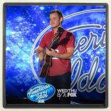 Clark Beckham in Top 16 on American Idol 2015