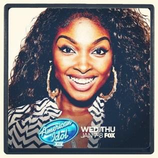 Loren Lott American Idol Top 16