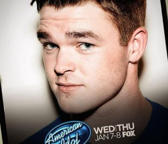 Michael Simeon on American Idol