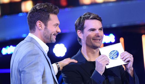 Jeff Gordon on American Idol 2015