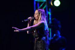 Maddie Walker performs in Top 16
