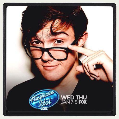 Trevor Douglas on American Idol