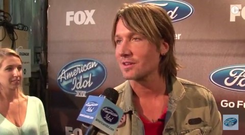 American Idol judge Keith Urban - FOX/YouTube