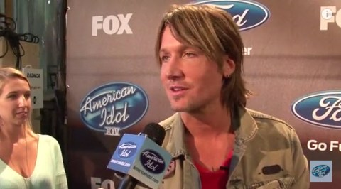 American Idol judge Keith Urban - FOX/YouTube