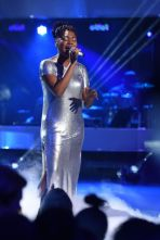 Tyanna Jones performs on AMERICAN IDOL XIV