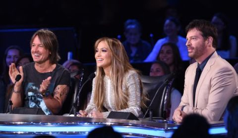 Judges on American Idol 2015