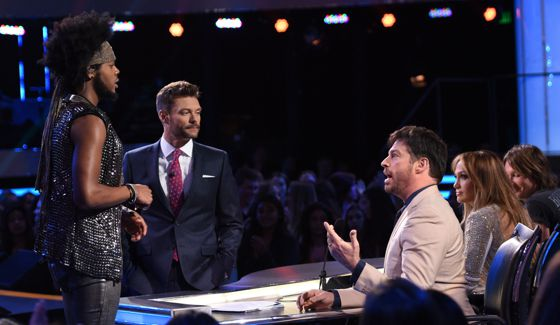 Quentin Alexander & Harry Connick Jr debate American Idol 2015