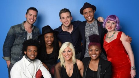 Top 8 on American Idol 2015