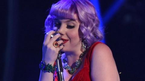 Joey Cook sings on American Idol 2015