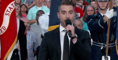 American Idol Winner Nick Fradiani [PBS]