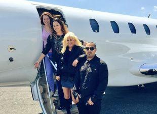 Jax jet setting back to her hometown
