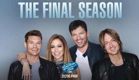 American Idol Judges for 2016 season