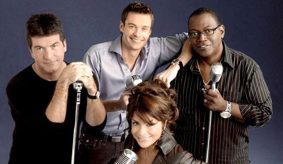 American Idol original panel of Judges & host