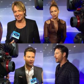 American Idol 2016 judges & host
