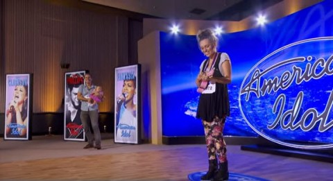 American Idol Auditions: Alexandra Sasser (FOX/YouTube)