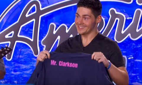 American Idol Auditions: Justin Sullivan (FOX/YouTube)