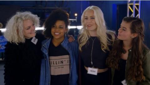 American Idol Group Round: