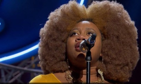 La'Porsha Renae American Idol Hollywood Week (FOX/Twitter)