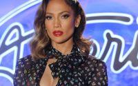 Jennifer Lopez on American Idol 2016