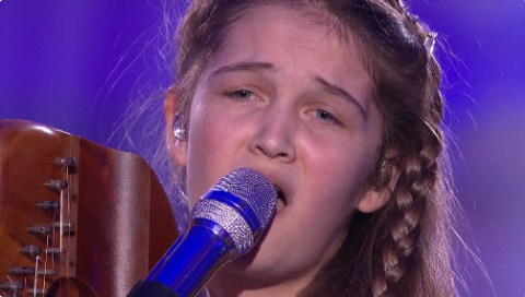 Jeneve Rose Mitchell American Idol Top 24 (FOX/Twitter)