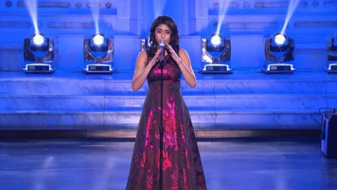 Sonika Vaid American Idol Top 24 (FOX/Twitter)