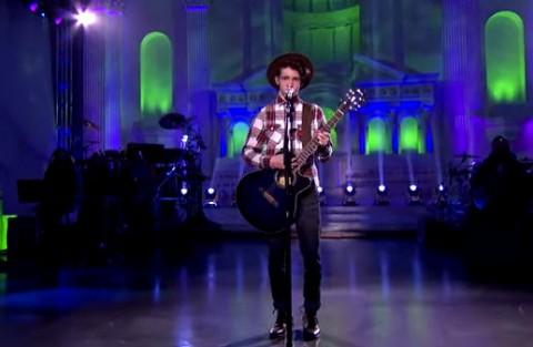 Thomas Stringfellow American Idol Top 24 (FOX/YouTube)
