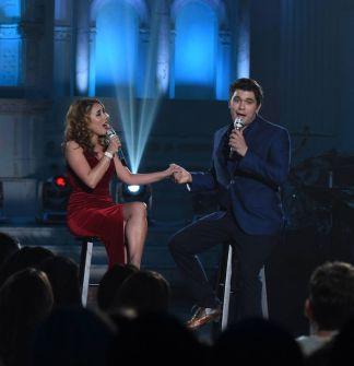 Adam Lasher & Haley Reinhart