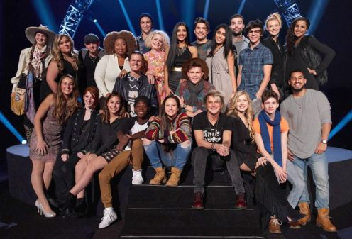 American Idol's Top 24 Season 15 Contestants