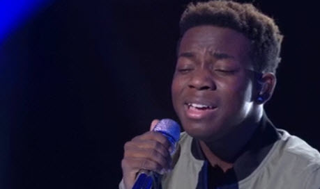 Lee Jean Jr. on American Idol 2016